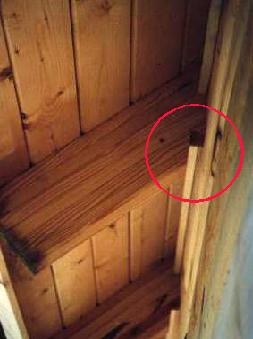 our log cabin please read rh mariarose com wiring a log home southland wiring a log home with a crawl space