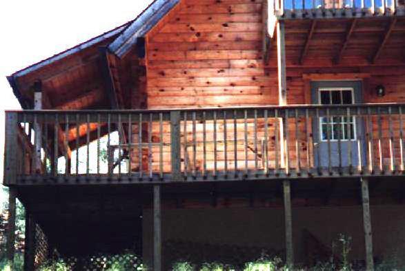 Cabin Homes Amp Pole Buildings Cotter Arkansas Joy